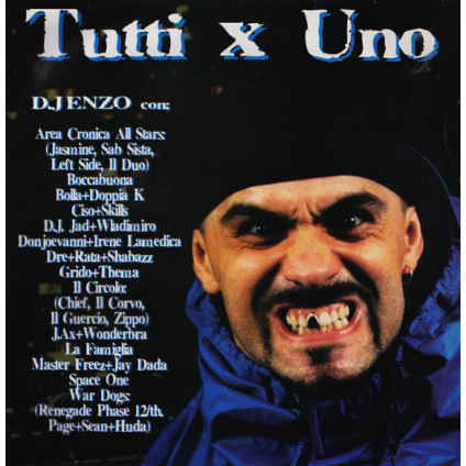 Tutti X Uno - DJ Enzo - LP
