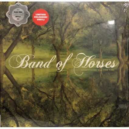 Everything All The Time - Band Of Horses - LP
