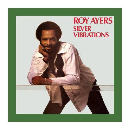 Silver Vibrations - Roy Ayers - LP