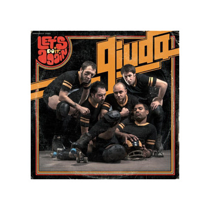 Let's Do It Again - Giuda - CD
