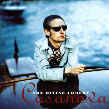 Casanova - The Divine Comedy - LP