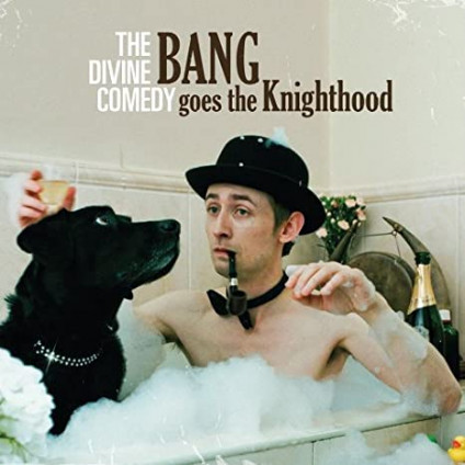 Bang Goes The Knighthood - The Divine Comedy - LP