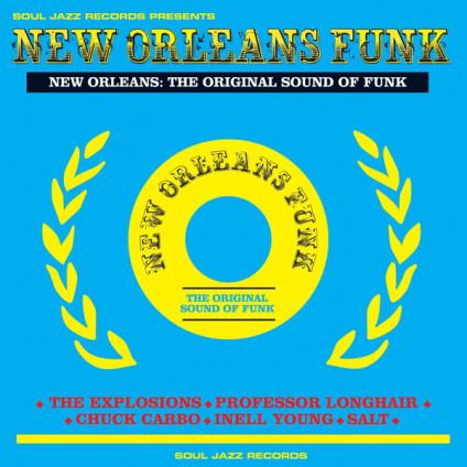 New Orleans Funk (The Original Sound Of Funk) - Various - LP
