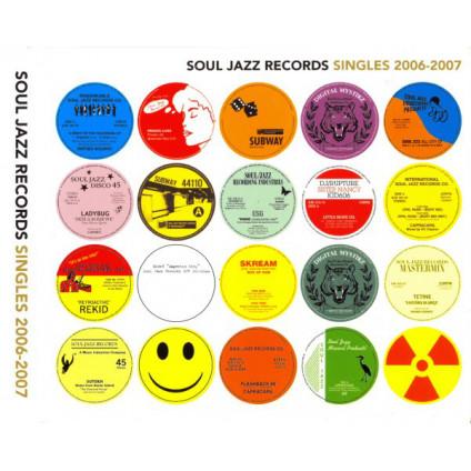 Soul Jazz Records: Singles 2006-2007 - Various - CD