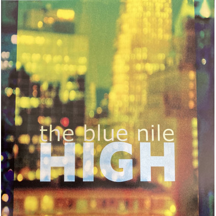 High - The Blue Nile - LP