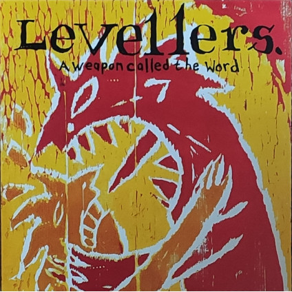A Weapon Called The Word - The Levellers - LP