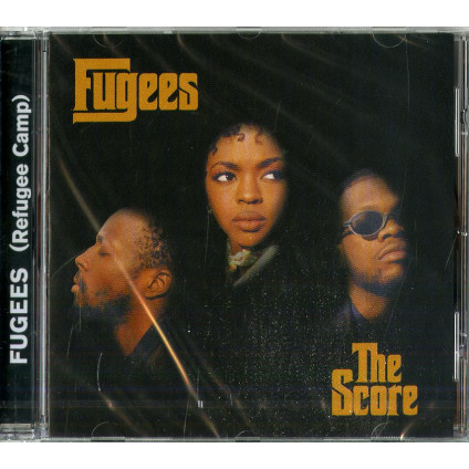 The Score - Fugees - CD