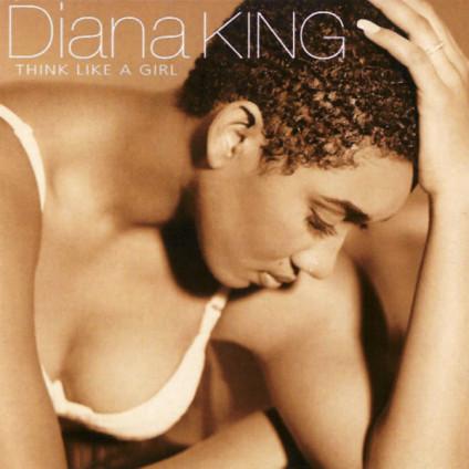 Think Like A Girl - Diana King - CD