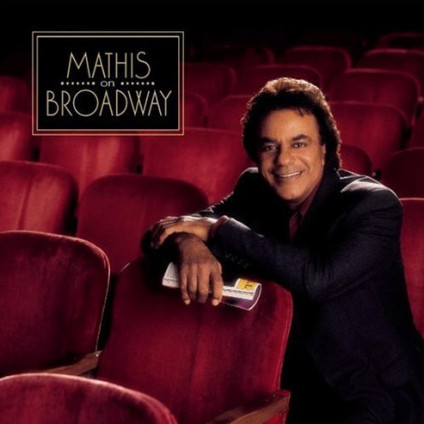 Mathis On Broadway - Johnny Mathis - CD