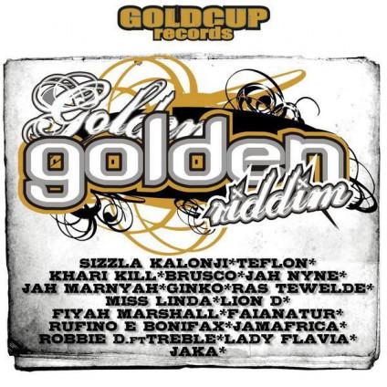 Golden Riddim - Various - CD
