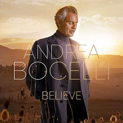 Believe - Andrea Bocelli - CD