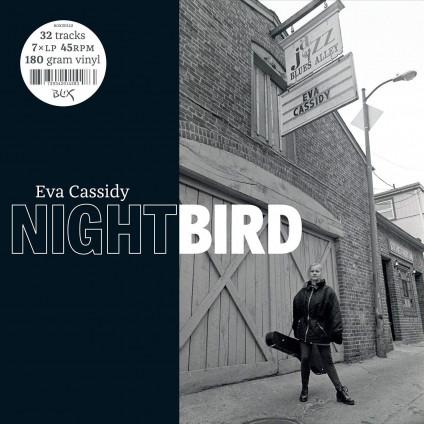 Nightbird - Eva Cassidy - LP
