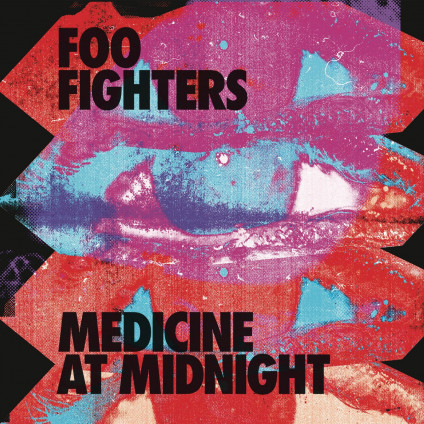 Medicine At Midnight - Foo Fighters - CD