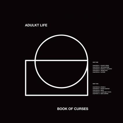 Book Of Curses - Adulkt Life - LP
