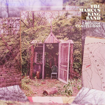 Carolina Confessions - Marcus King Band The - LP