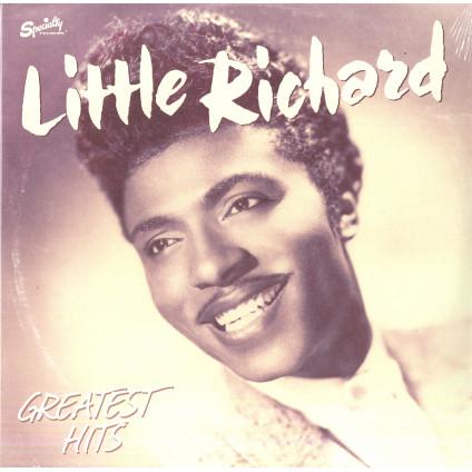 Greatest Hits - Little Richard - LP