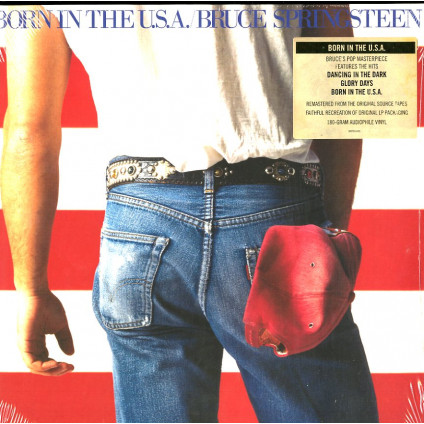 Born In The U.S.A. - Springsteen Bruce - LP