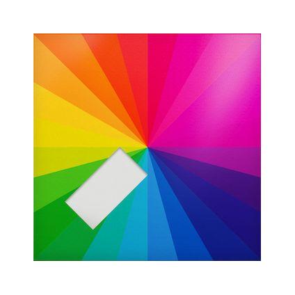 In Colour (Vinyl Color) (Indie Exclusive) - Jamie Xx - LP