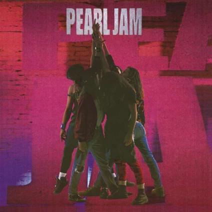 Ten - Pearl Jam - LP
