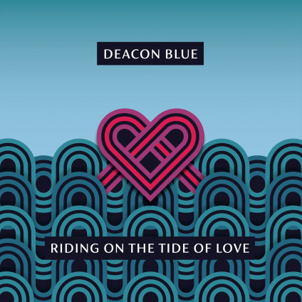 Riding On The Tide Of Love - Deacon Blue - LP
