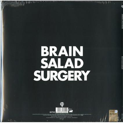 Brain Salad Surgery - Emerson Lake & Palmer - LP