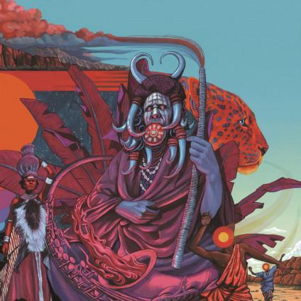 Shaman! - Ackamoor Idris & The Pyramids - LP