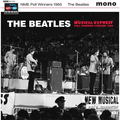 """Nme Poll Winners 1965 (7'') - Beatles - 7"""""""