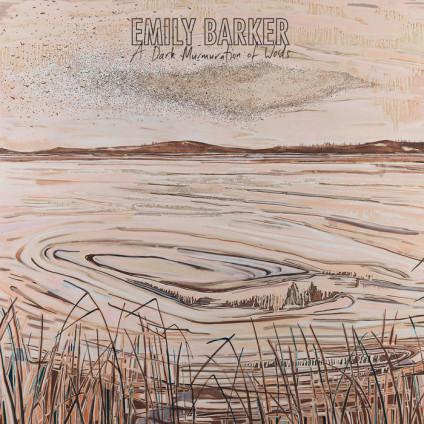 A Dark Murmuration Of Words (Vinyl White) - Barker Emily - LP