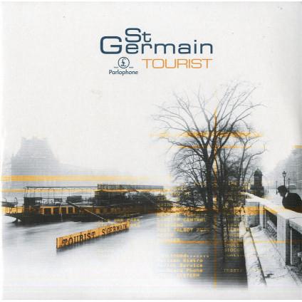 Tourist (Remastered Hi-Def.) - St Germain - LP
