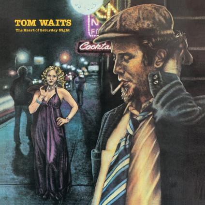 The Heart Of Saturday Night - Waits Tom - LP