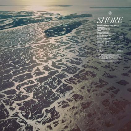 Shore (Vinyl Crystal Clear) (Indie Exclusive) - Fleet Foxes - LP