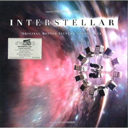Interstellar (180 Gr.) - O.S.T.-Interstellar - LP