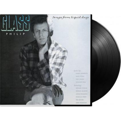 Songs From Liquid Days (180 Gr. Vinyl Sleeve) - Glass Philip - LP