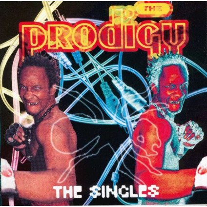 The Singles - The Prodigy - CD
