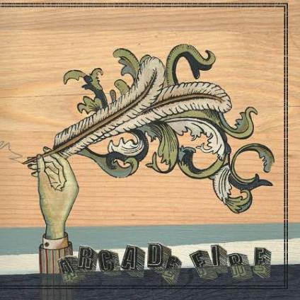 Funeral - Arcade Fire - LP