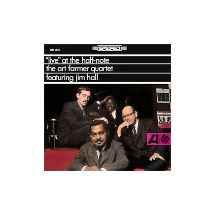 Jim Hall - The Art Farmer Quartet - LP