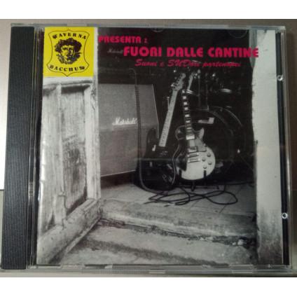 FUORI DALLE CANTINE Suoni e SUDori partenopei - Various - CD