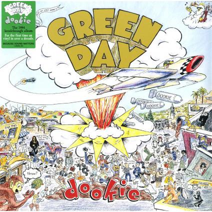Dookie - Green Day - LP