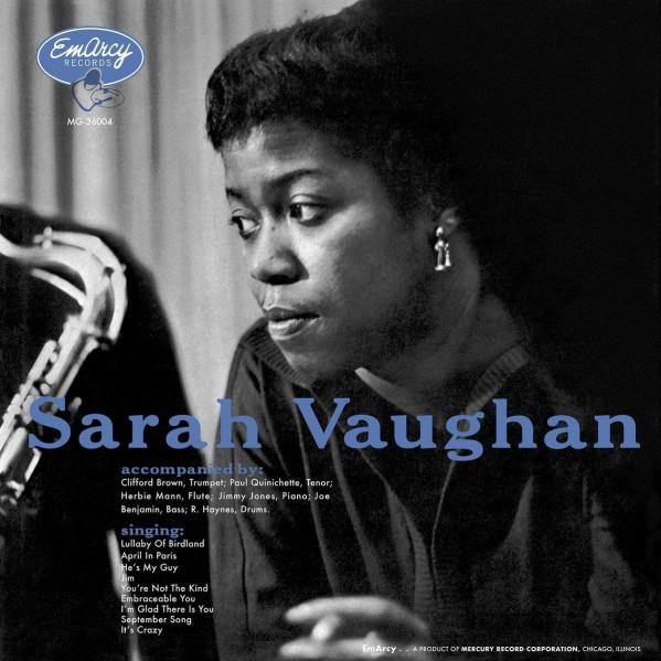 Sarah Vaughan - Sarah Vaughan - LP