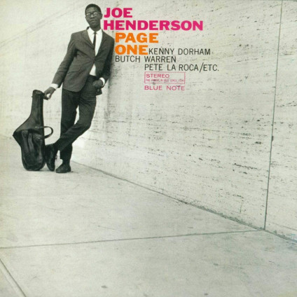 Page One - Henderson Joe - LP