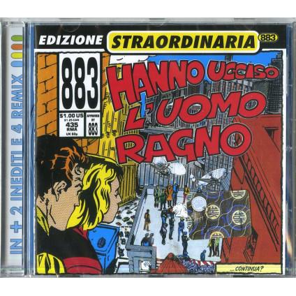 Hanno Ucciso L'Uomo Ragno (Edizione Straordinaria) - 883 - CD