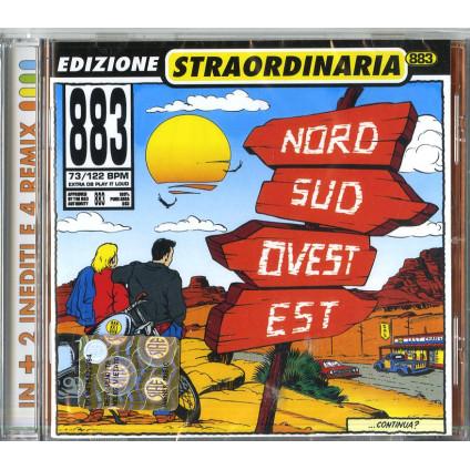 Nord Sud Ovest Est (Edizione Straordinaria) - 883 - CD