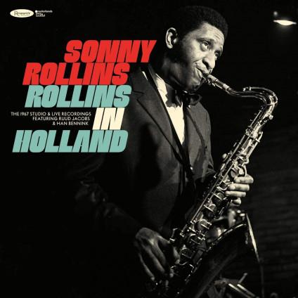 Rollins In Holland - Sonny Rollins - CD