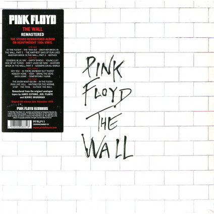 The Wall - Pink Floyd - LP