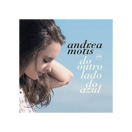 Do Outro Lado Do Azul - Andrea Motis - CD