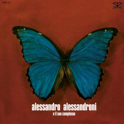 Alessandro Alessandroni E Il Suo Complesso - Alessandro Alessandroni E Il Suo Complesso - LP
