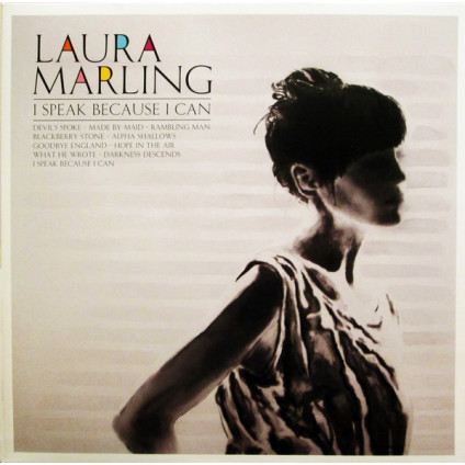 I Speak Because I Can - Laura Marling - LP