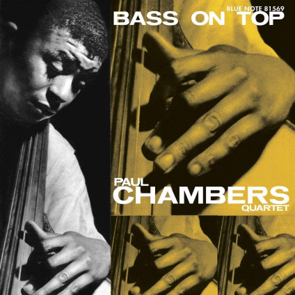 Bass On Top - Paul Chambers Quartet - LP