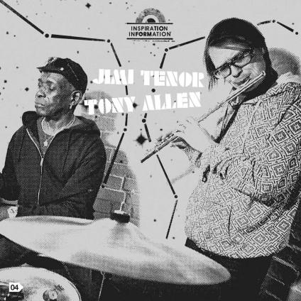 Tony Allen - Jimi Tenor - LP