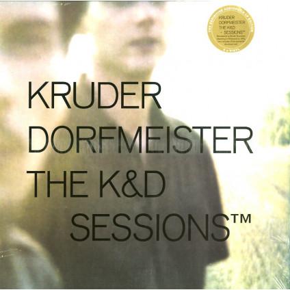 The K&D Sessions™ - Kruder Dorfmeister - LP